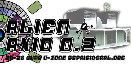 alien axio banner
